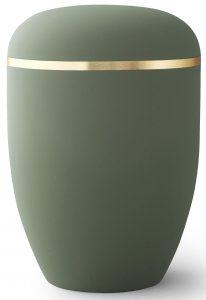 Xenon grønn med stripe